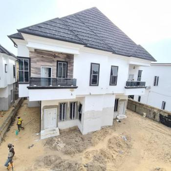 Very Beautuful 4 Bedrooms Semi Detached Duplex with Bq, Orchid Hotel Road, 2nd Toll Gate By Chevron, Lekki, Lagos, Semi-detached Duplex for Sale
