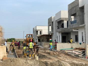 Vantage Court 2.0 (update), Lekki-epe Expressway, Bogije, Ibeju Lekki, Lagos, Semi-detached Duplex for Sale