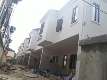 4 Bedrooms Terraced Duplex with Bq, Conservative Road, Lekki, Lagos, Terraced Duplex for Sale