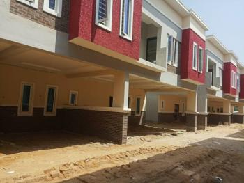 4 Bedroom Terraced Duplex with Bq with 12 Months Payment Plan, Ikota, After 2nd Toll Gate, Chevron, Lekki Phase 2, Lekki, Lagos, Terraced Duplex for Sale