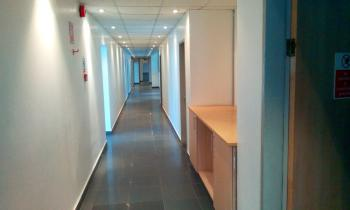Already Partitioned Office Space Measuring 1,400sqm, Anifowoshe Street, Victoria Island (vi), Lagos, Office Space for Rent