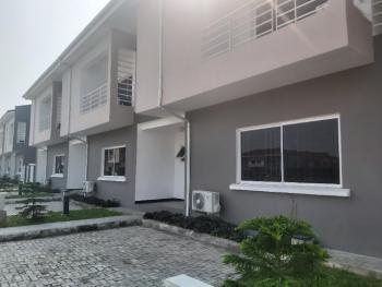 Tastefully Finished Duplex with Bq, Beside Nikes Art Gallery, Ikate, Lekki, Lagos, Terraced Duplex for Sale