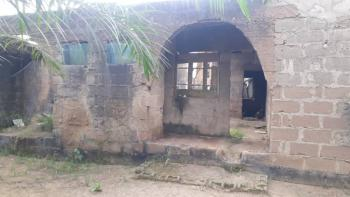 a Full Plot of Land Fully Fenced with 2 Units of 2 Bedrooms Roof Level, Grace Estate, Magboro, Ogun, Residential Land for Sale