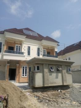 Exquisitely Finished 4 Bedroom Semi Detached House With Bq, 4 Bedroom Semi-detached Duplex For Sale, Lekki, Lagos