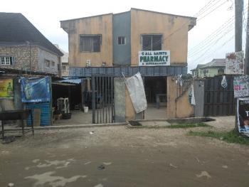 4no. 3 Bedroom Flat on Two Floors, Sanusi Adeyemo Street Off Mobil Road, Satellite Town, Ojo, Lagos, Block of Flats for Sale