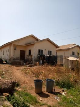 3 Bedroom Bungalow with 2 Bedroom Bq Space, Maccido Estate, Galadimawa, Abuja, Detached Bungalow for Sale