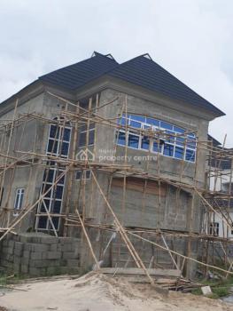 Spacious 2 Bedrooms Flat in a Well Secured Estate, Amen Estate, Along Eleko Junction, Eleko, Ibeju Lekki, Lagos, Flat for Sale