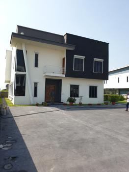 Magnificent Edifice on 1200sqm, Pinnock Beach Estate, Osapa, Lekki, Lagos, Detached Duplex for Sale