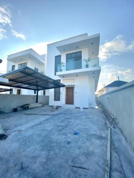 a Lovely 5 Bedroom Fully Detached Duplex with a Room Bq, Osapa, Lekki, Lagos, Detached Duplex for Sale