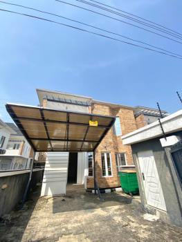 Beautiful 4 Bedroom Semi-detached House with Bq, Chevron, Lekki, Lagos, Semi-detached Duplex for Sale