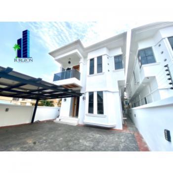 Luxurious 5 Bedrooms Fully Detached Duplex + 1 Bq, Osapa, Lekki, Lagos, Detached Duplex for Sale