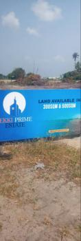 Well Located Ready to Build Land, Lekki Prime Estate Before Dangote Private Jetty, Ibeju Lekki, Lagos, Residential Land for Sale