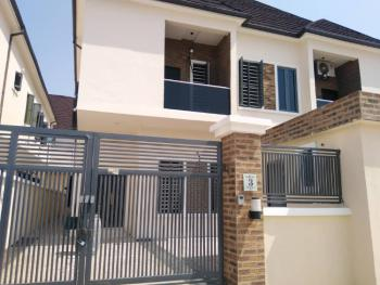 Fully Serviced Brand New Luxury 4 Bedroom Semi Detached with Bq, Off Orchid Hotel Road., Lekki, Lagos, Semi-detached Duplex for Rent