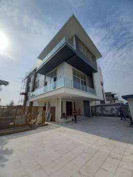 Luxury Waterview 5bedroom Full Detached Duplex with a Room Bq, Banana Island, Banana Island, Ikoyi, Lagos, Detached Duplex for Sale
