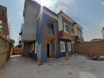 Brand New 4 Bedroom Duplex with Bq, Phase 1, Isheri, Gra, Magodo, Lagos, Semi-detached Duplex for Sale