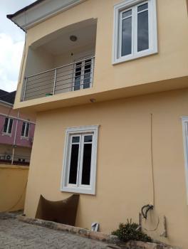 Spacious Roomself Contained Upstair Sharing Kitchen, Ikota Villa Estate, Ikota, Lekki, Lagos, Detached Duplex for Rent