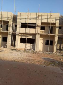 5 Bedrooms Luxury  Terraced Duplex, Gaduwa Estate, Gaduwa, Abuja, Terraced Duplex for Sale