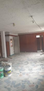 an Entire Ground Floor Open Plan Office Space, Close to Ozone Cinemas, Sabo, Yaba., Yaba, Lagos, Office Space for Rent