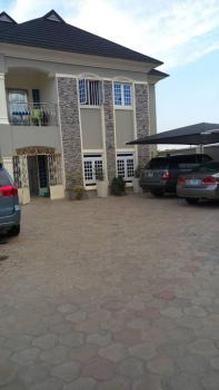 5 Bedroom Duplex with Three Cars, Eliozu, Port Harcourt, Rivers, Detached Duplex for Sale