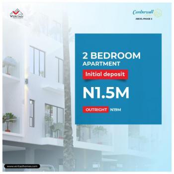 Beautiful 2 Bedrooms Apartment, Camberwall Courts 2, Abijo Gra, Lekki, Lagos, Flat / Apartment for Sale