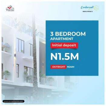 Lovely 3 Bedrooms Apartment, Camberwall Courts 2, Abijo, Lekki, Lagos, Flat / Apartment for Sale