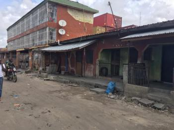 One Bedroom Bungalow (7 Flats), Saka Street, Abule-oshun Opposite Int. Trade Fair Complex, Ojo, Lagos, Terraced Bungalow for Sale