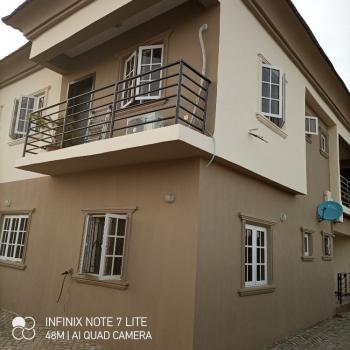 a Lovely 3 Bedroom Flat, Close to Cooparetive Estate, Badore, Ajah, Lagos, Flat for Rent