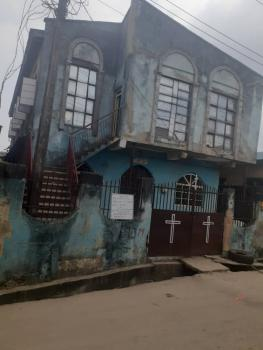 2 Floor Structure, Odunlade Street, Shomolu, Lagos, House for Sale