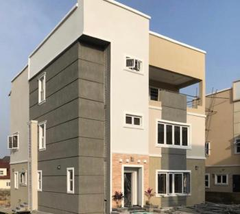 6 Bedroom Duplex with a Bq and an Elevator, By Cedacrest Hospital, Behind Apo Shoprite, Gudu, Abuja, Detached Duplex for Sale