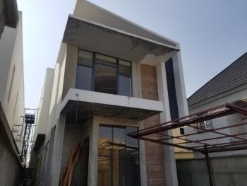 Contemporary 5 Bedroom Fully Detached House with Bq, Chevron, Lekki, Lagos, Detached Duplex for Sale
