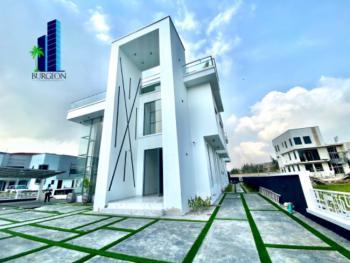 Luxurious 5bedrooms Fully Detached Duplex, Osapa, Osapa, Lekki, Lagos, Detached Duplex for Sale
