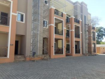 4 Units Serviced 3 Bedroom Terraced Duplex with 1 Room Bq., Off Aminu Kano Crescent, Wuse 2, Abuja, Terraced Duplex for Rent