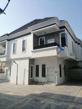 Luxury 4 Bedroom Semi Detached Duplex, 2nd Toll Gate Beside Oral Estate Angel Court, Lekki Phase 2, Lekki, Lagos, Semi-detached Duplex for Sale