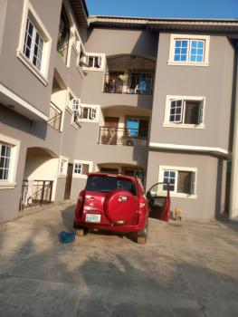 3 Bedroom Flat En-suit Very Spacious Near Road, Royal Palmwill Estate Badore Road, Badore, Ajah, Lagos, Flat for Rent