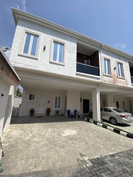 Luxury 3 Bedroom Terraced Duplex with 24 Hours Electricty, Chveron, Lekki, Lagos, Terraced Duplex Short Let
