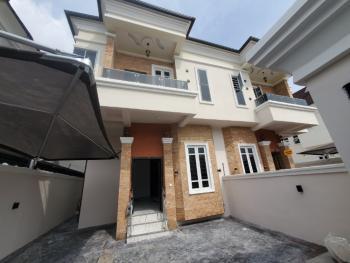 New and Well Finished 4 Bedrooms Duplex with Bq, Ikota Villa Estate, Ikota, Lekki, Lagos, Semi-detached Duplex for Sale