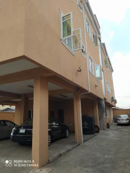 Spacious New 2 Bedrooms Flat All Rooms Ensuite with Visitors Toilet, 3 Minute Drive to Ikeja City Mall (shoprite), Alausa, Ikeja, Lagos, Flat for Rent
