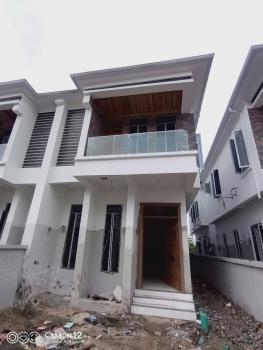 Luxury Built Four Bedrooms Semi Detached Duplex with Bq, Oral Estate, Lekki Phase 2, Lekki, Lagos, Semi-detached Duplex for Sale