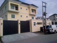 5 Br Semi Detached New Duplex With Boys Quarters, Banana Island, Ikoyi, Lagos, 5 bedroom, 6 toilets, 5 baths Semi-detached Duplex for Sale