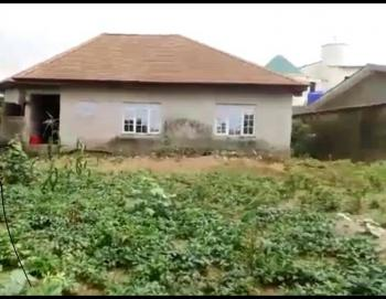 700sqm Virgin Land with a Small Bungalow on It, Dasilva Estate, New Oko-oba, Agege, Lagos, Residential Land for Sale