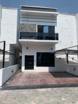 4 Bedroom Fully Detached Duplex with Bq, Ikota, Lekki, Lagos, Semi-detached Duplex for Sale