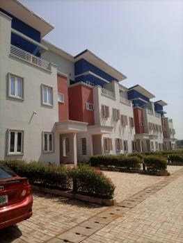 Smart 3 Bedrooms Terraced Duplexes with Swimming Pool, Gym Etc, Katampe Extension, Katampe, Abuja, Terraced Duplex for Sale