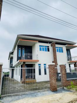 Fully Finished 4 Bedroom Semi Detached Duplex and Bq (pay and Move in), Amity Estate, Sangotedo, Ajah, Lagos, Semi-detached Duplex for Sale
