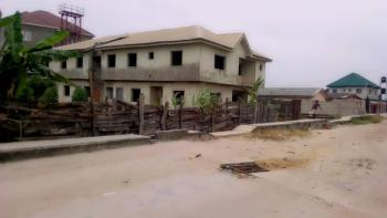 4 Units of 3 Bedroom  Carcass & Land, Harmony Estate, Ajah, Lagos, Block of Flats for Sale