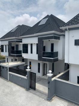 Newly and Well Finished 4 Bedrooms Detached Duplex, Oral Estate, By Orchid Estate, Chevron Toll Gate, Lekki Expressway, Lekki, Lagos, Detached Duplex for Sale