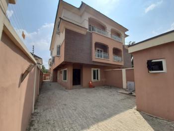 Fantastic and Spacious 5 Bedroom Duplex with 2 Rooms Bq, Ikeja Gra, Ikeja, Lagos, Semi-detached Duplex for Rent