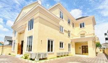 6 Bedroom Detached House on 1,200 Square Metres, Banana Island, Ikoyi, Lagos, Detached Duplex for Sale