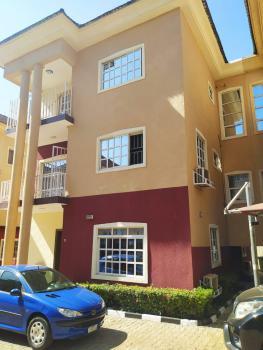 Fantastic 4 Bedrooms and Bq in Estate, Jabi, Abuja, Semi-detached Duplex for Rent
