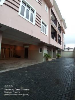 Newly Built Luxury 4 Bedrooms Terrace with Bq, Abisogun Road, Oniru, Victoria Island (vi), Lagos, Terraced Duplex for Sale