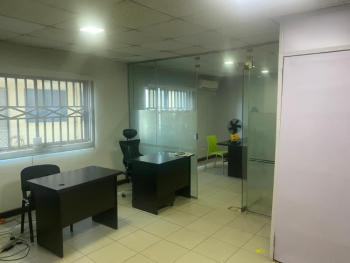 Lovely Partitioned Office Space of 78m2, Adeniyi Jones, Ikeja, Lagos, Office Space for Rent